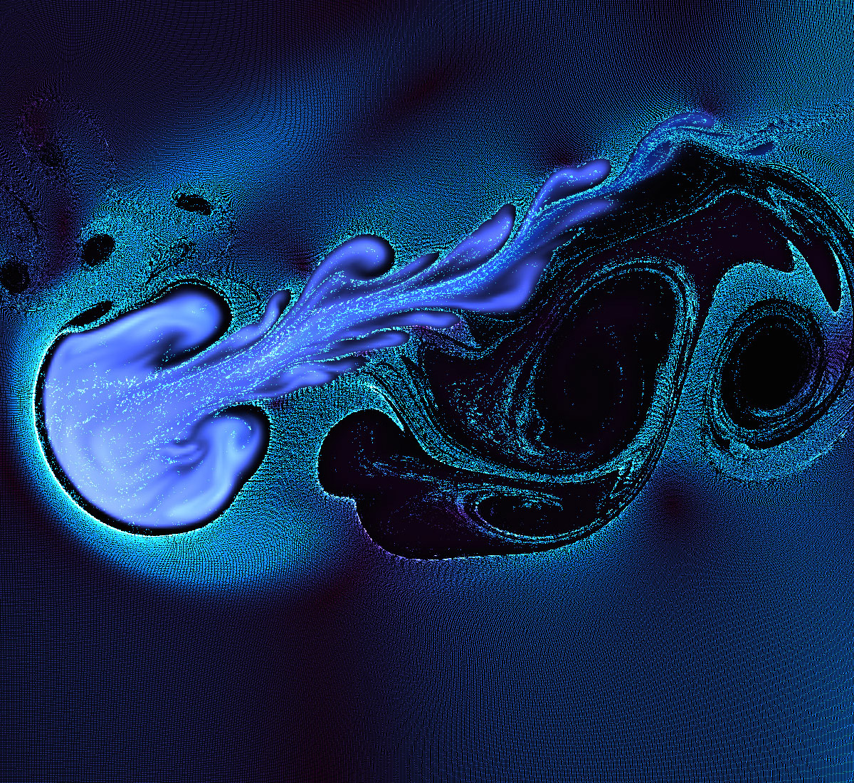 WebGL Fluid Experiment